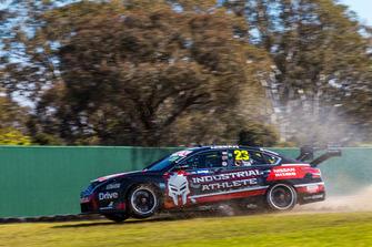Michael Caruso, Nissan Motorsport Nissan runs wide