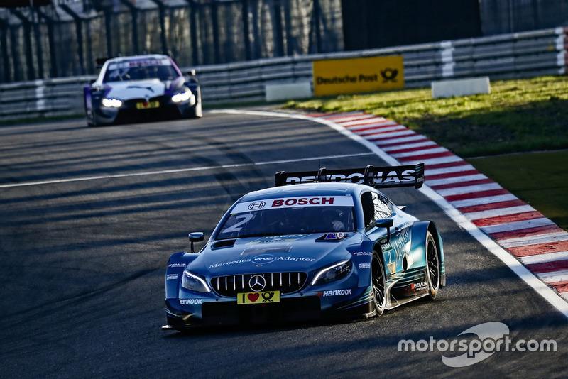 5. Gary Paffett, Mercedes-AMG Team HWA, Mercedes-AMG C63 DTM
