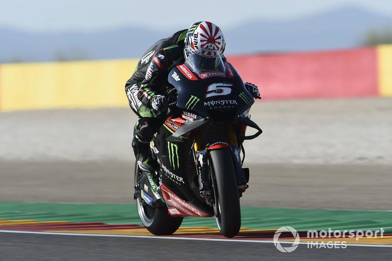 12. Johann Zarco, Monster Yamaha Tech 3