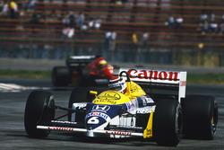 Nelson Piquet, Williams FW11 Honda