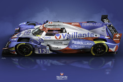 Vaillante Rebellion livery