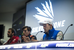 Conférence de presse avec Harry Tincknell, Ford Chip Ganassi Racing