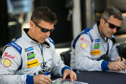 Scott Pruett, Ian James, 3GT Racing