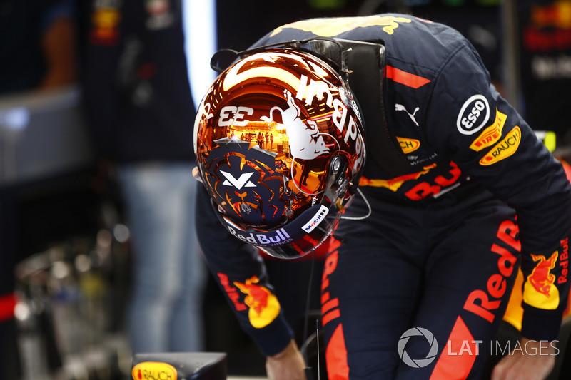 Belgique - Max Verstappen