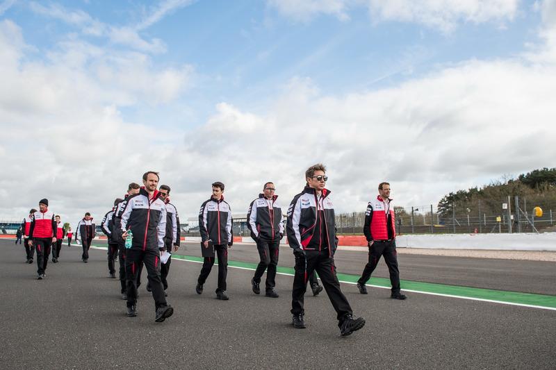 Trackwalk: Kamui Kobayashi, Toyota Gazoo Racing
