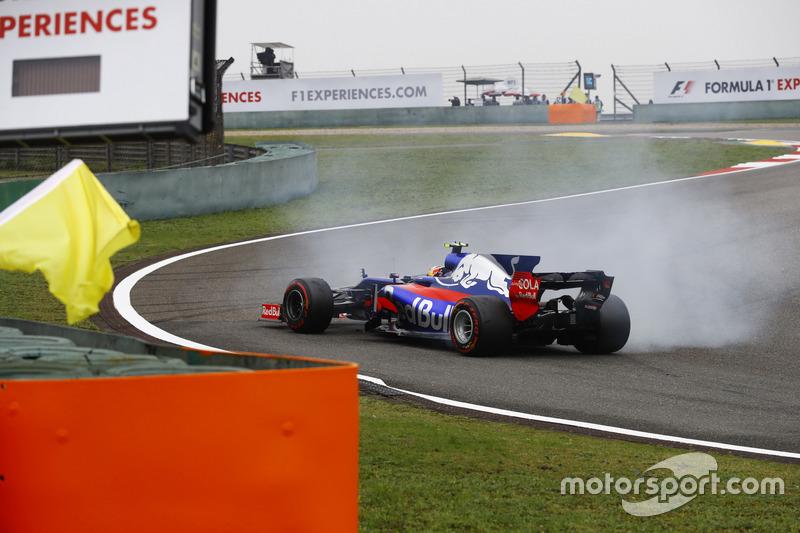 7e : Carlos Sainz (Toro Rosso)