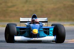 Michael Schumacher tests the Sauber Petronas C16 to assist the Swiss team with development informati