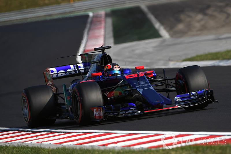 17. Daniil Kvyat, Scuderia Toro Rosso STR12