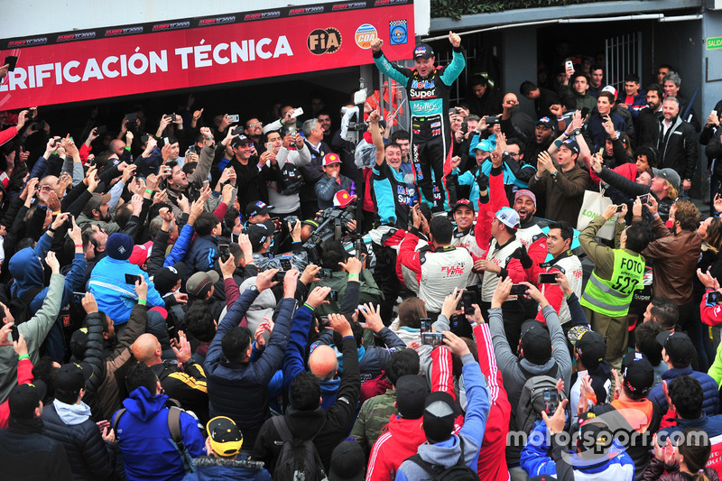 Kemenangan Rubens Barrichello di Buenos Aires