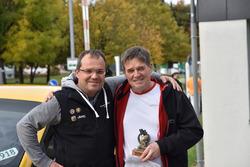 Sylvain Burkhalter et Beat Wyssen