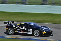 #203 Ferrari of Ft. Lauderdale Ferrari 458 Challenge: Francesco Piovanetti