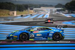 #23 Imperiale Racing: Vito Postiglione, Jonathan Cecotto