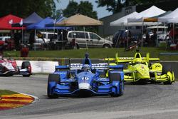 Тоні Канаан, Chip Ganassi Racing Honda, Сімон Пажно, Team Penske Chevrolet