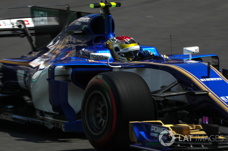15º Pascal Wehrlein, Sauber C36 (5 puntos)