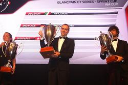 2016 Sprint Cup AM Cup Teams, AF Corse, 1st place