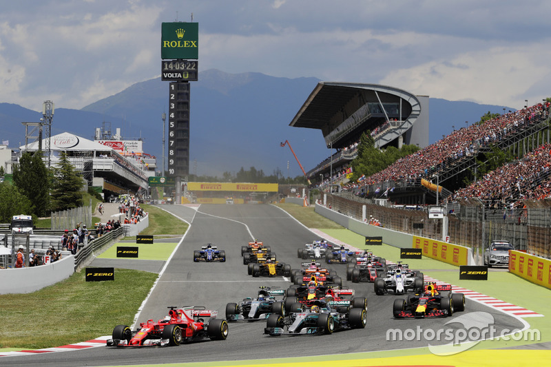 25 pilotos disputaron al menos una de las 20 carreras de la temporada