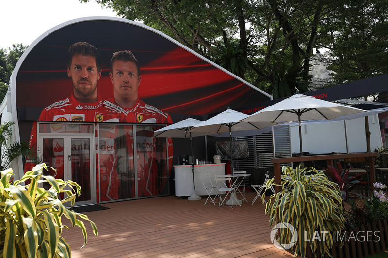 Ferrari team building