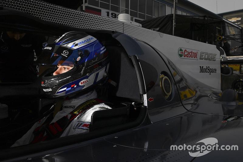 Joel Miller, Mazda Motorsports
