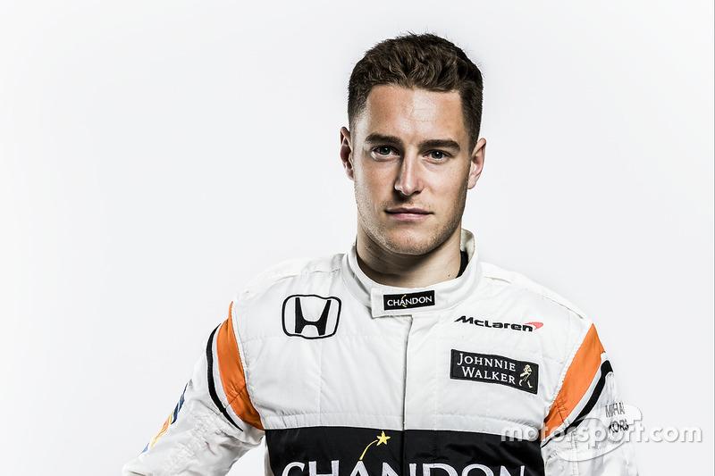 Стоффель Вандорн, McLaren (2017)
