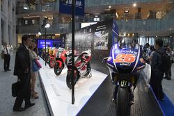 Motor van Maverick Viñales, Yamaha Factory Racing