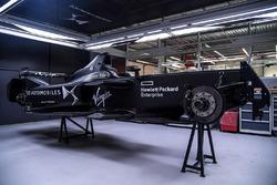 DS Virgin Racing-bolide