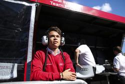 Nyck de Vries, Audi Sport DTM Reserve driver