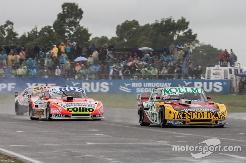 Nicolas Bonelli, Bonelli Competicion Ford, Lionel Ugalde, Ugalde Competicion Ford, Martin Serrano, Coiro Dole Racing Chevrolet
