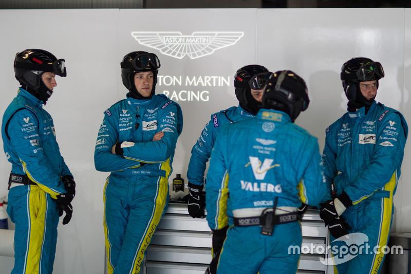 Teammitglieder: Aston Martin Racing