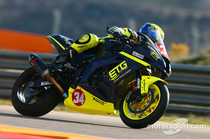Xavier Pinsach, ETG Racing