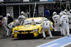 Піт-стоп, Тімо Глок, BMW Team RMG, BMW M4 DTM