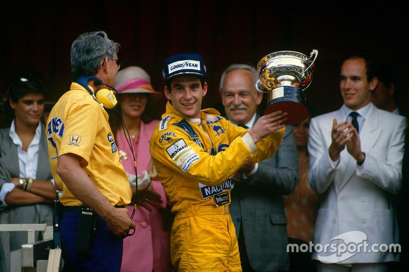 27 років – перша перемога у Монако