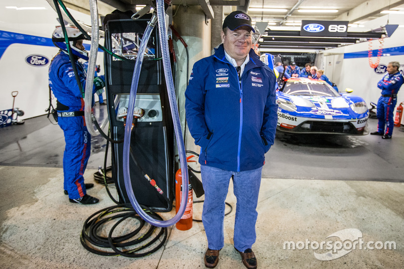 Ford Chip Ganassi Racing: Чіп Ганассі