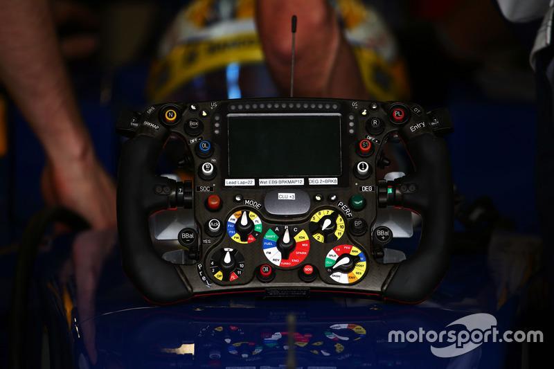 Marcus Ericsson, Sauber C35 volante