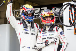 #1 Porsche Team, Porsche 919 Hybrid: Mark Webber and Timo Bernhard
