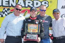 Myatt Snider race winner
