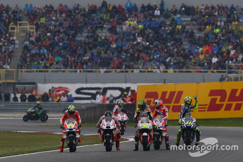 Andrea Iannone, Ducati Team, Scott Redding, Pramac Racing, Cal Crutchlow, Team LCR Honda, Andrea Dov