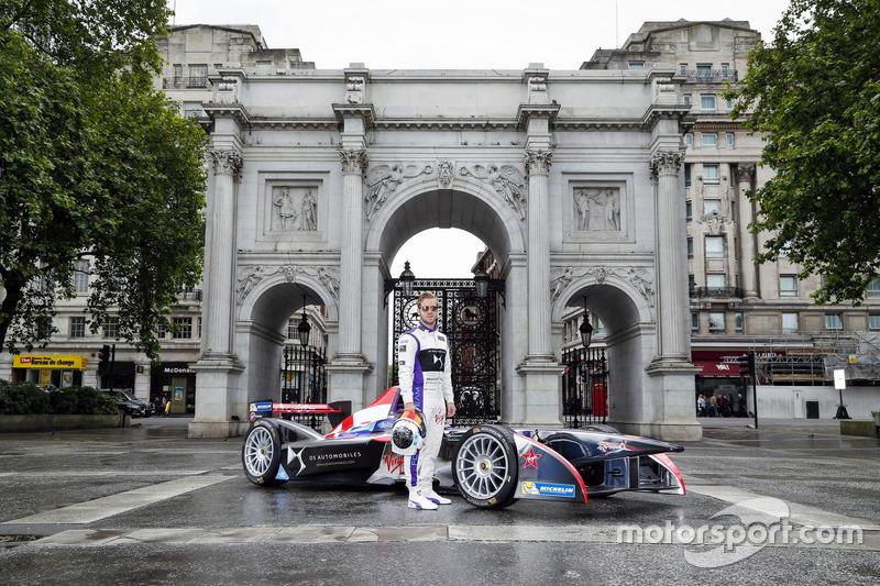 Jean-Eric Vergne ve Sam Bird, DS Virgin Racing