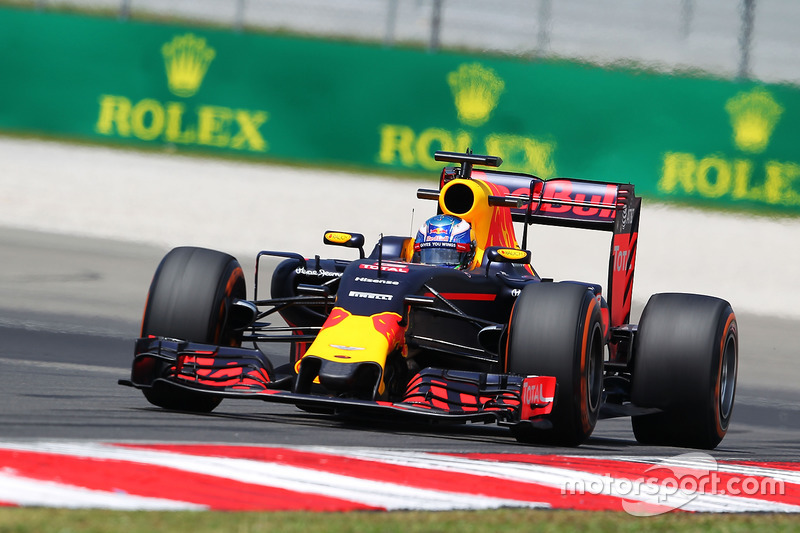 Даніель Ріккардо, Red Bull Racing RB12