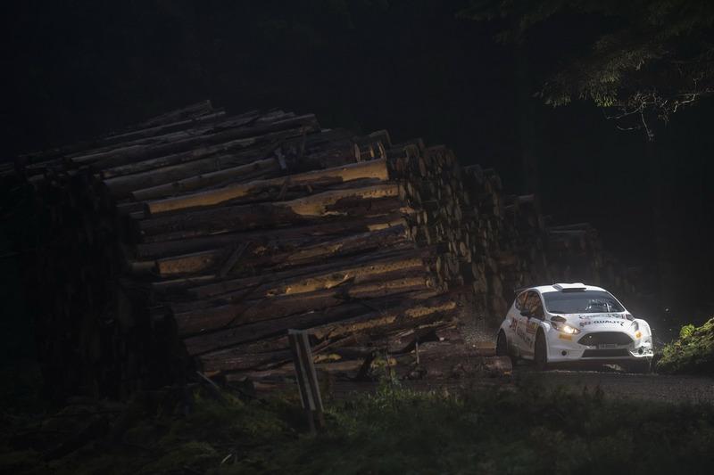 Jaroslav Koltun, Ireneusz Pleskot, Ford Fiesta R5