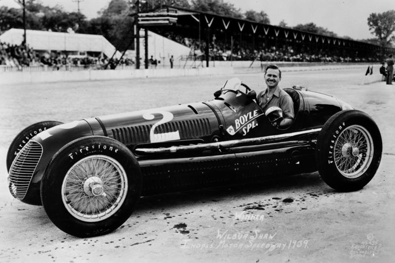 1939 - Wilbur Shaw