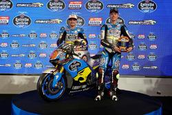 Джек Миллер и Тито Рабат, Marc VDS Racing Honda