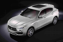 Maserati Levante SUV