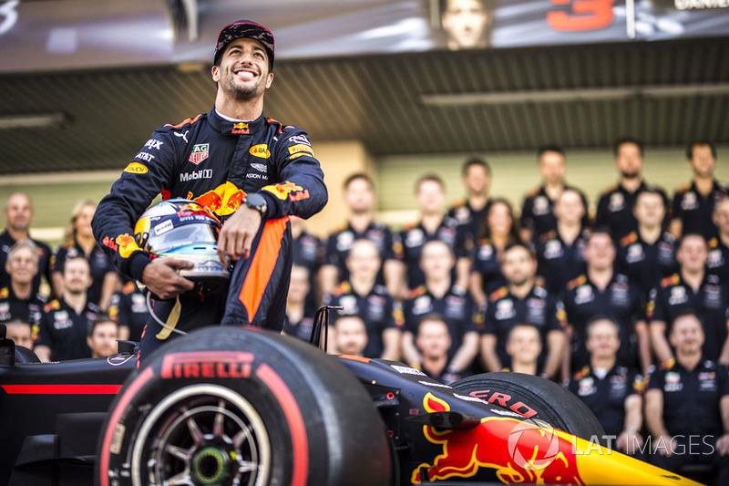 4. Daniel Ricciardo: 112 punten - positie ongewijzigd