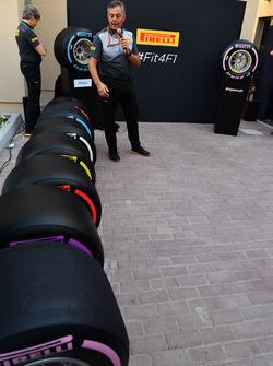 2018 Pirelli tyres launch