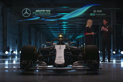 Toto Wolff, Mercedes AMG F1 with the Mercedes AMG F1 W09