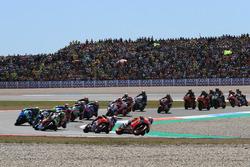 Marc Marquez, Repsol Honda Team leads