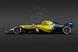 Formula 1 World Cup livery