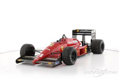 Versteigerung: Ferrari F1/87