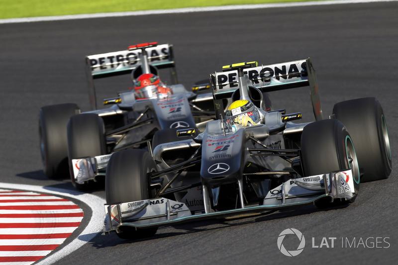 2010 – Ніко Росберг, Mercedes