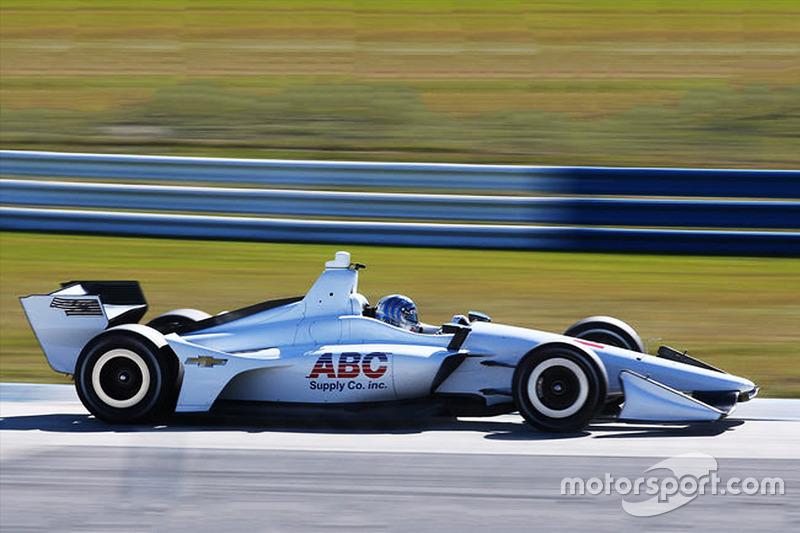 """A.J. Foyt Enterprises: <img src=""""https://cdn-0.motorsport.com/static/img/cfp/0/0/0/0/30/s3/brazil-2.jpg"""" alt="""""""" width=""""20"""" height=""""12"""" />Тони Канаан (№14)"""